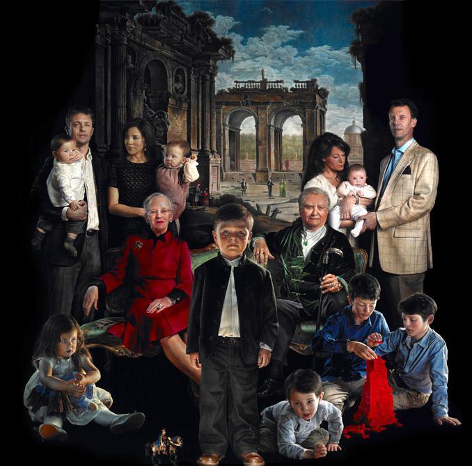 The Royal House - Thomas Kluge